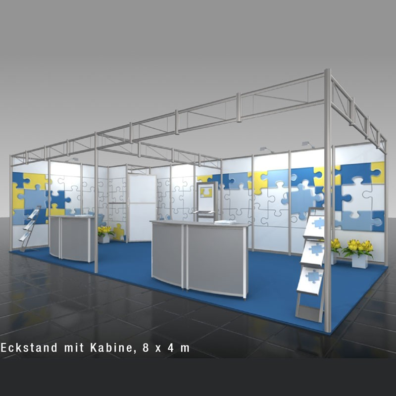 messestand octanorm system